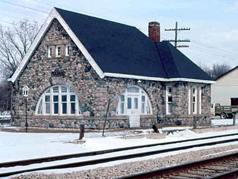 MC Lawton MI Depot